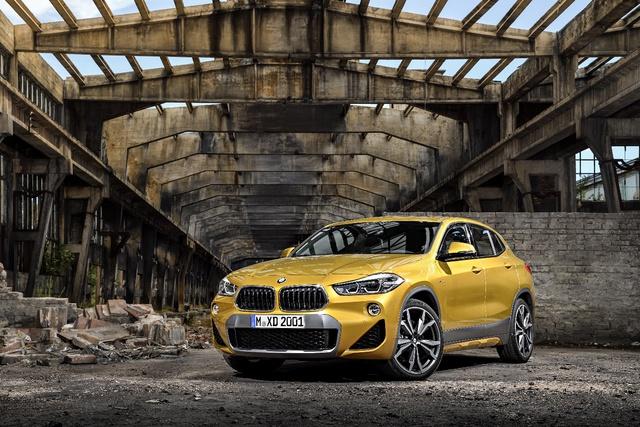 BMW X2: Sống khác biệt, bạn có dám? - Ảnh 1.
