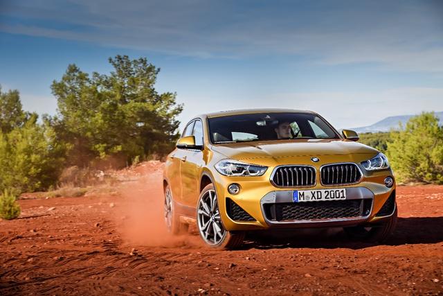 BMW X2: Sống khác biệt, bạn có dám? - Ảnh 2.