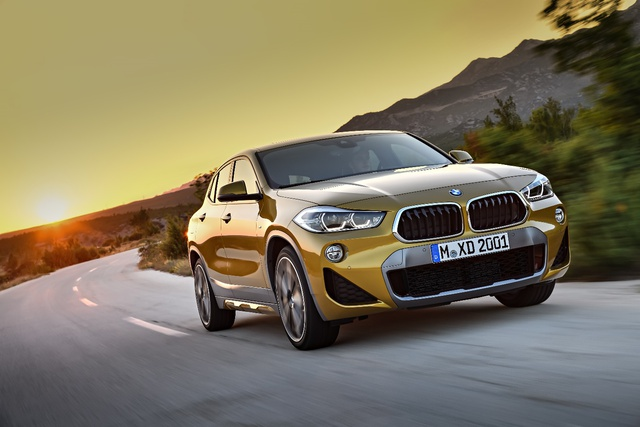 BMW X2: Sống khác biệt, bạn có dám? - Ảnh 3.