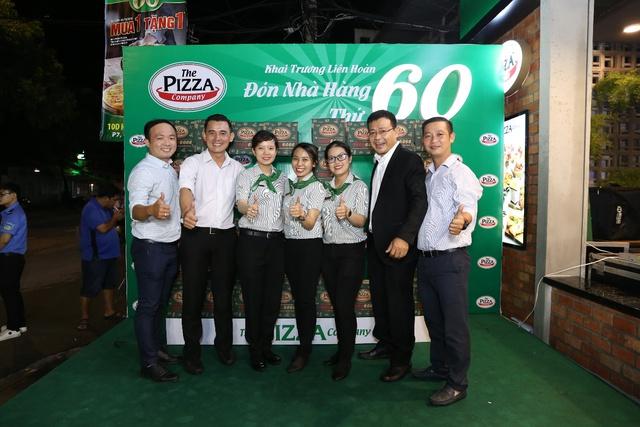 Tăng tốc dẫn đầu, The Pizza Company một sốh tân hoàn toàn bề ngoài mới và ồ ạt khai trương không ngừng nghỉ 10 nhà hàng - Ảnh 1.