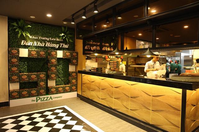 Tăng tốc dẫn đầu, The Pizza Company một sốh tân hoàn toàn bề ngoài mới và ồ ạt khai trương không ngừng nghỉ 10 nhà hàng - Ảnh 3.