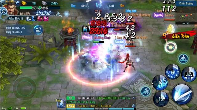 Dòng game Võ Lâm Truyền Kỳ tiếp tục ra sản phẩm mới - Ảnh 2.