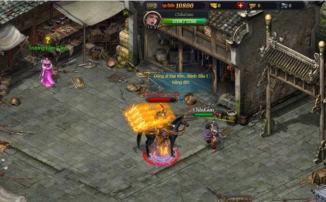 Dòng game Võ Lâm Truyền Kỳ tiếp tục ra sản phẩm mới - Ảnh 5.