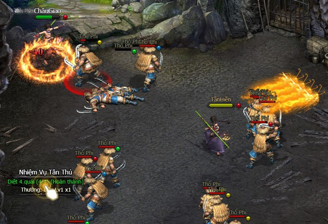 Dòng game Võ Lâm Truyền Kỳ tiếp tục ra sản phẩm mới - Ảnh 7.