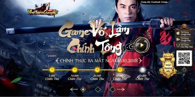 5 lý do game thủ Việt không nên bỏ lỡ Nhất Kiếm Giang Hồ Open Beta ngày mai 10/10 - Ảnh 1.