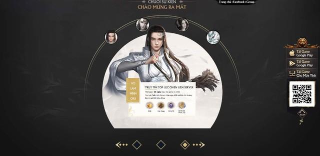 5 lý do game thủ Việt không nên bỏ lỡ Nhất Kiếm Giang Hồ Open Beta ngày mai 10/10 - Ảnh 3.