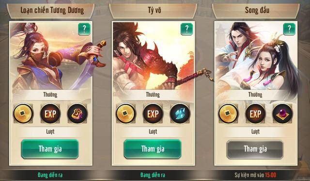 Thiên Long Vô Song – bản mobile tuyệt đỉnh của Thiên Long Bát Bộ chính thức ra mắt - Ảnh 6.