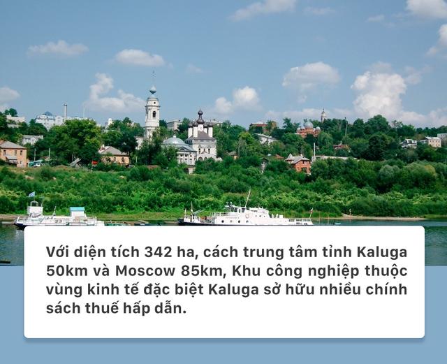 Kaluga - Vùng đất TH thi công nhà máy sữa có gì độc đáo? - Ảnh 7.