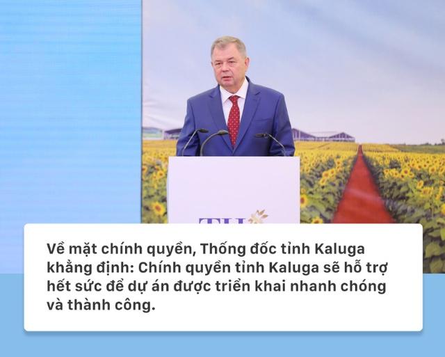 Kaluga - Vùng đất TH thi công nhà máy sữa có gì độc đáo? - Ảnh 10.