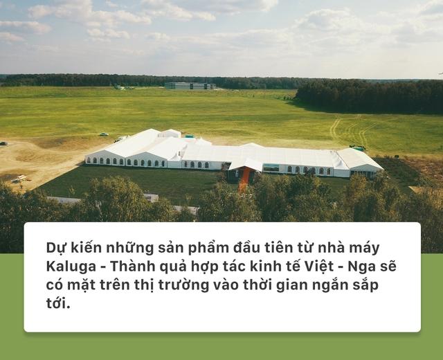 Kaluga - Vùng đất TH thi công nhà máy sữa có gì độc đáo? - Ảnh 12.