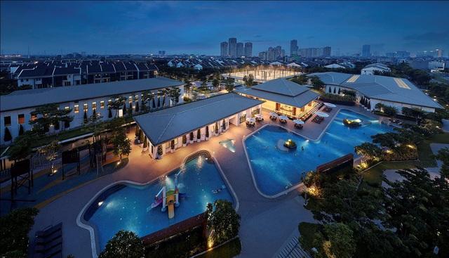 """Parkcity Hanoi – Khu thành phố """"xanh"""" phía tây nam thủ đô - Ảnh 1."""