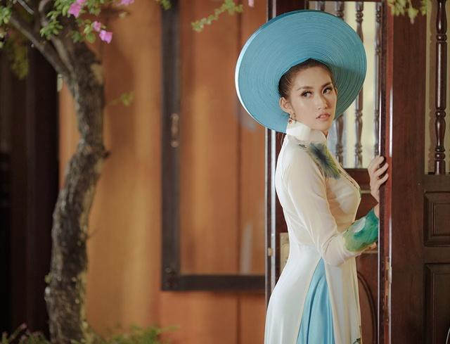 Cùng ngắm lại Top 10 mỹ nhân áo dài của Võ Lâm Truyền Kỳ Mobile - Ảnh 1.