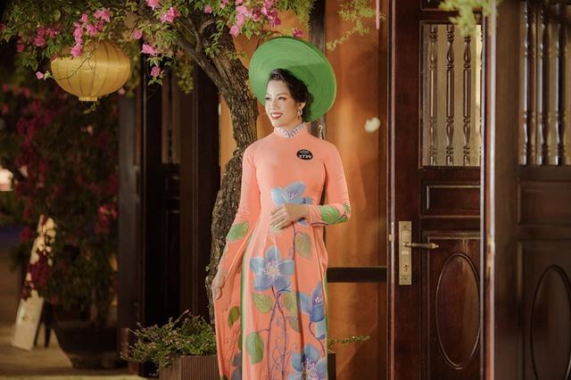 Cùng ngắm lại Top 10 mỹ nhân áo dài của Võ Lâm Truyền Kỳ Mobile - Ảnh 8.