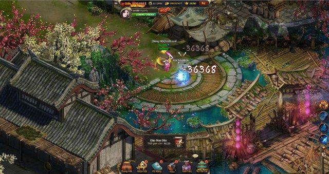 Võ Lâm Truyền Kỳ H5 chính thức ra mắt game thủ - Ảnh 4.