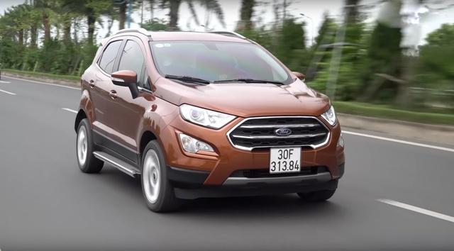 Vì sao Ford EcoSport mãi không có đối thủ tại Việt Nam - Ảnh 3.