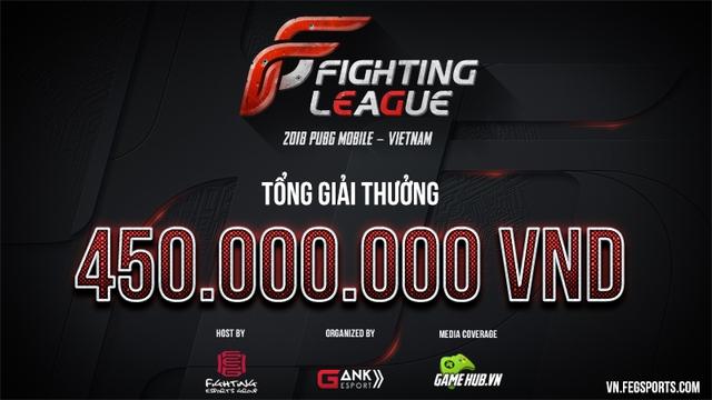 Gank Esports và FEG ra mắt giải vô địch PUBG Mobile lớn nhất tại Việt Nam - Ảnh 2.