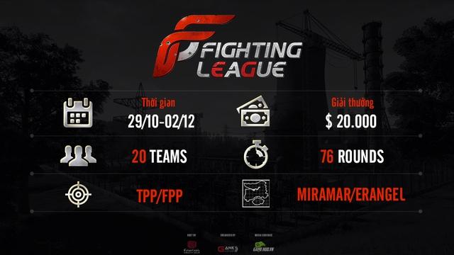 Gank Esports và FEG ra mắt giải vô địch PUBG Mobile lớn nhất tại Việt Nam - Ảnh 3.