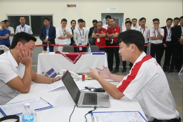 Sôi động cuộc thi Tư Vấn Sản Phẩm xuất sắc – Cố Vấn Dịch Vụ giỏi năm 2018 của Honda Việt Nam - Ảnh 1.