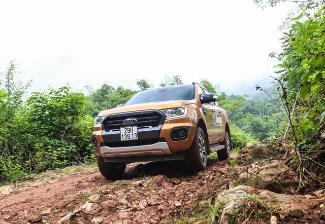 Khám phá những ưu, nhược điểm của Ford Ranger Wildtrak 2.0 bi-turbo 2018 - Ảnh 4.
