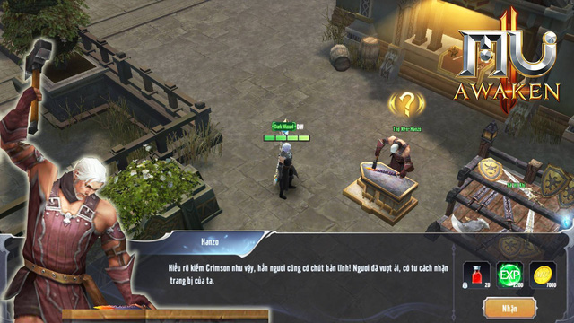 MU Awaken – VNG còn xây dựng hàng loạt tính năng mới, giúp người chơi dễ tiếp cận và có những trải nghiệm thú vị hơn. Img20181109163724887