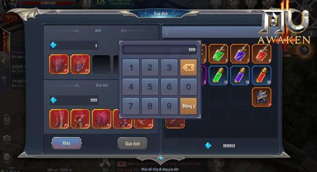 MU Awaken – VNG còn xây dựng hàng loạt tính năng mới, giúp người chơi dễ tiếp cận và có những trải nghiệm thú vị hơn. Img20181109163726386