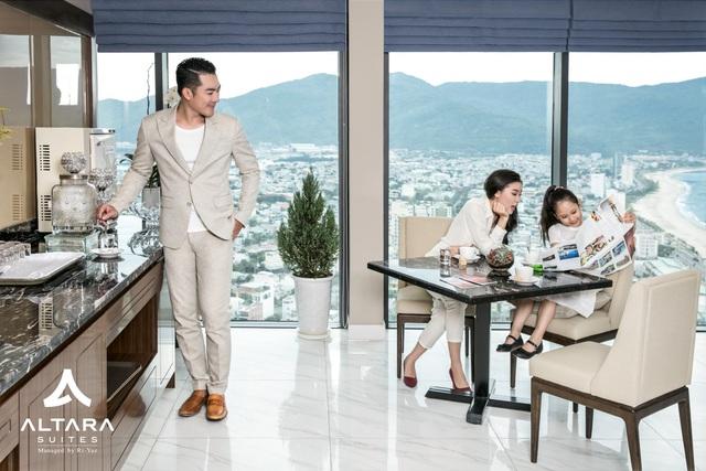 Altara Suites - Khách sạn có góc view triệu đô ven biển Mỹ Khê - Ảnh 1.