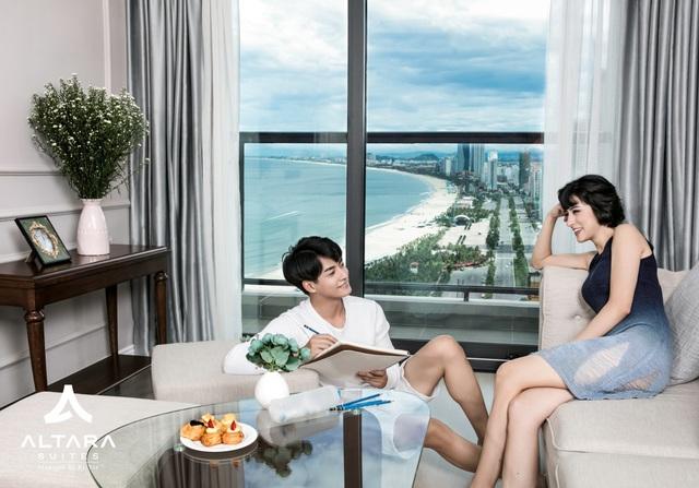 Altara Suites - Khách sạn có góc view triệu đô ven biển Mỹ Khê - Ảnh 2.