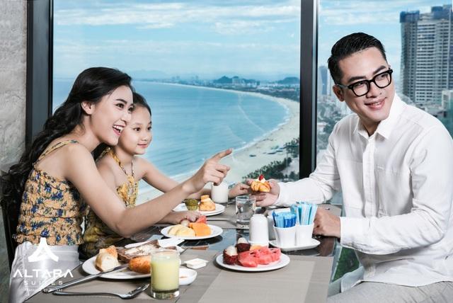 Altara Suites - Khách sạn có góc view triệu đô ven biển Mỹ Khê - Ảnh 4.