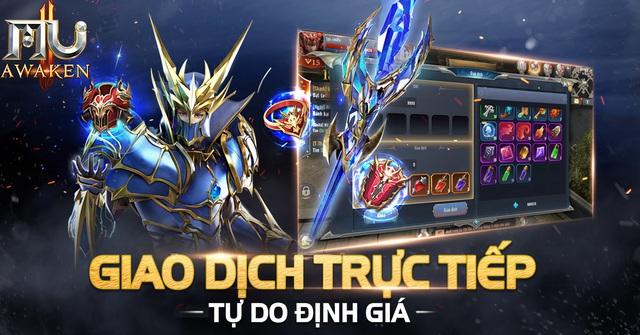 MU Awaken - VNG game mobile nhập vai MMORPG thần thoại Châu Âu số 1 Châu Á Img20181115090901500