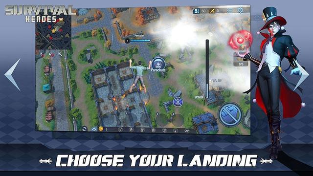 Survival Heroes – Game MOBA kết hợp Liên Quân và PUBG sẽ được phát hành tại Việt Nam? - ảnh 3