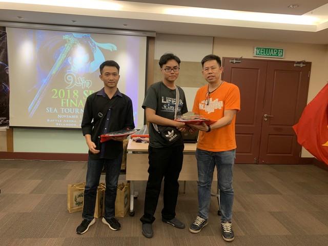 CACK VN đoạt chức vô địch tại giải đấu khu vực Đông Nam Á – SEA 2018
