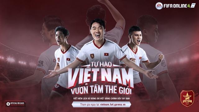 Bộ ba Quang Hải - Xuân Trường - Công Phượng chính thức có mặt trong FIFA Online 4 Việt Nam - Ảnh 8.
