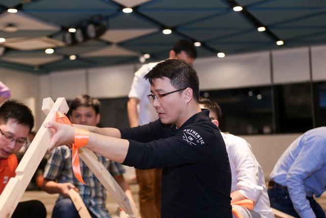 Ra mắt sản phẩm huấn luyện đội nhóm Teamwork99s - Ảnh 1.