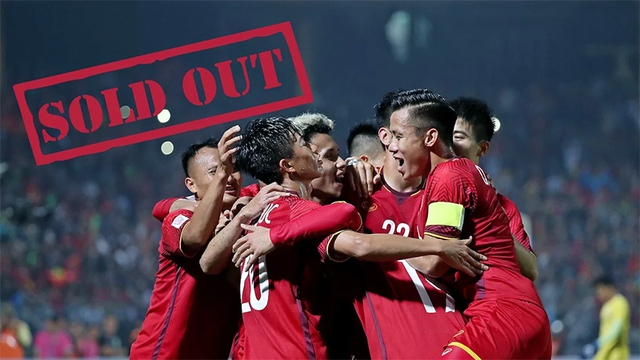 Ghi tới hai bàn trên sân khách, tuyển Việt Nam rộng cửa vào chung kết - Ảnh 2.
