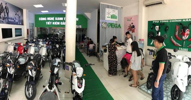 Pega bất ngờ giảm giá sốc vô số xe điện ở Việt Nam - Ảnh 3.