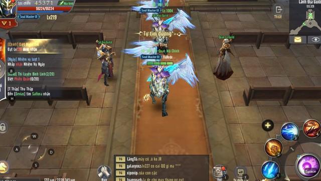 Đã là game thủ MU Awaken – VNG, hãy gia nhập Guild càng sớm càng tốt - Ảnh 1.