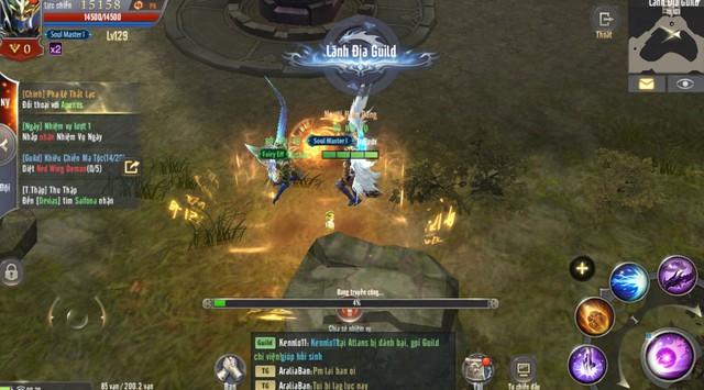Đã là game thủ MU Awaken – VNG, hãy gia nhập Guild càng sớm càng tốt - Ảnh 5.