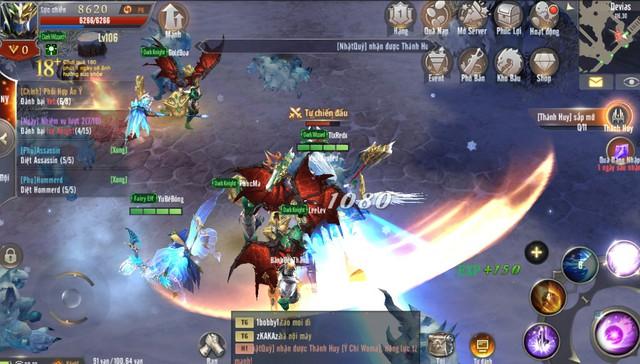 Đã là game thủ MU Awaken – VNG, hãy gia nhập Guild càng sớm càng tốt - Ảnh 8.