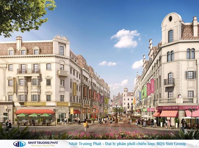 Shophouse Europe Hạ Long – Đầu tư sớm, hưởng lợi lớn - Ảnh 1.