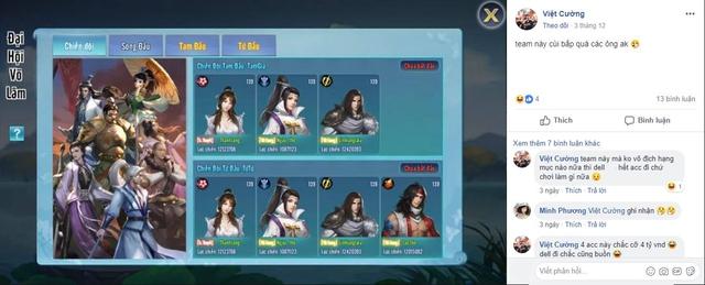 VLTK Mobile: Khó đoán chiến thuật cho chung kết Đại Hội Võ Lâm - Ảnh 2.