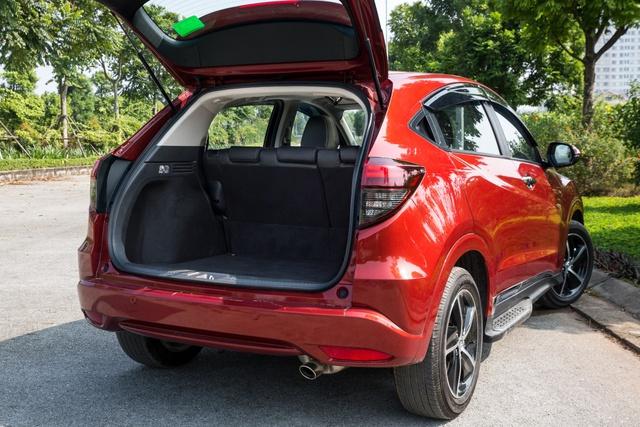 Tân binh hãng Honda HR-V – Lựa chọn đáng giá trong phân khúc SUV cỡ nhỏ - Ảnh 1.