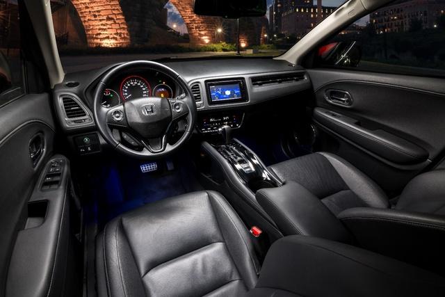 Tân binh hãng Honda HR-V – Lựa chọn đáng giá trong phân khúc SUV cỡ nhỏ - Ảnh 2.
