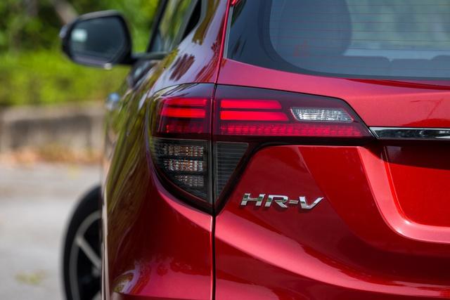Tân binh hãng Honda HR-V – Lựa chọn đáng giá trong phân khúc SUV cỡ nhỏ - Ảnh 4.
