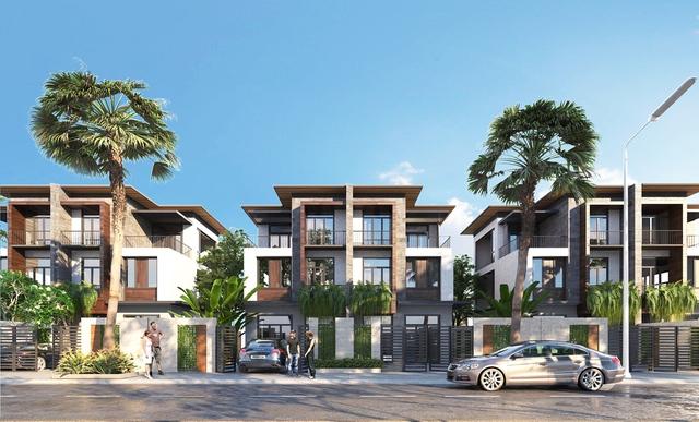 Phan Thiết xuất hiện những villa biển 5 sao giá 4 – 7 tỷ - Ảnh 1.