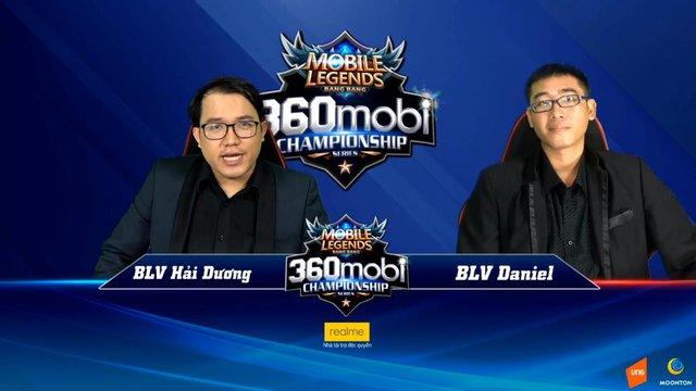 Mobile Legends: Bang Bang VNG gia nhập cuộc chơi Esport tại Việt Nam