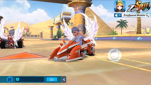 ca sĩ Bảo Anh xuất hiện với một vai trò hoàn toàn mới - trở thành đại sứ thương hiệu cho tựa gameđua xe 3D trên di động ZingSpeed mobile Img20181214153751577