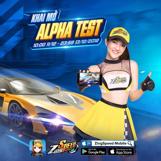 ca sĩ Bảo Anh xuất hiện với một vai trò hoàn toàn mới - trở thành đại sứ thương hiệu cho tựa gameđua xe 3D trên di động ZingSpeed mobile Img20181214153752288