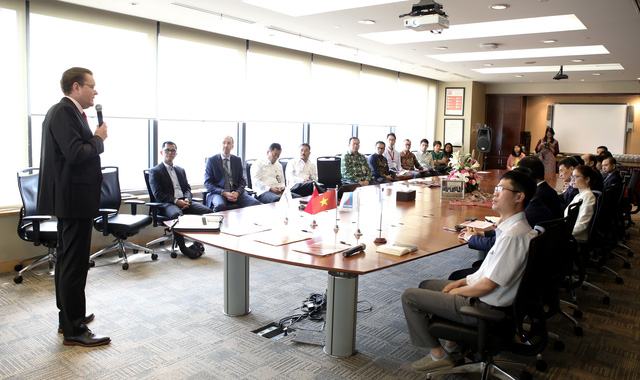 PVN – PV Gas ký thỏa thuận về việc cung cấp khí từ mỏ Tuna - Ảnh 2.