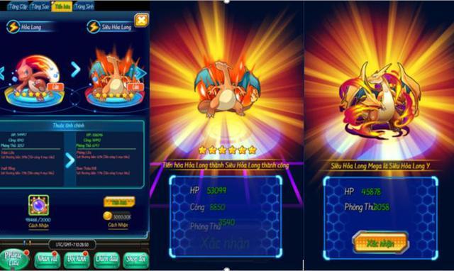 Bảo Bối Thần Kỳ H5 - Game hoài niệm về cả một bầu trời tuổi thơ cùng những chú Pokémon - Ảnh 2.