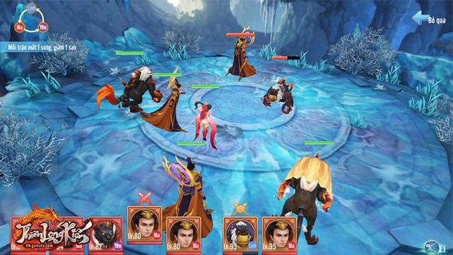 Thiên Long Kiếm Gamota cập nhật phiên bản mới đón Noel, tặng Code cho game thủ - Ảnh 1.